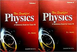 SL Arora physics class 12