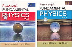 pradeep's fundamental physics class 12