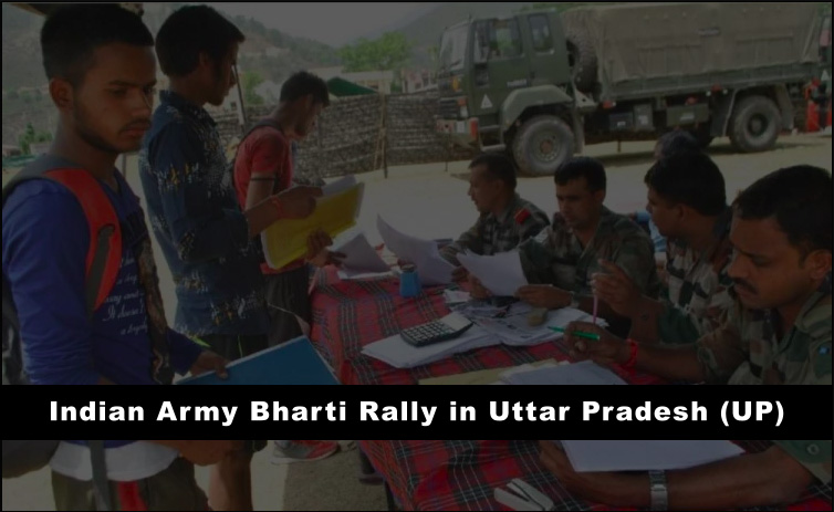 Uttar Pradesh Indian Army Rally Bharti