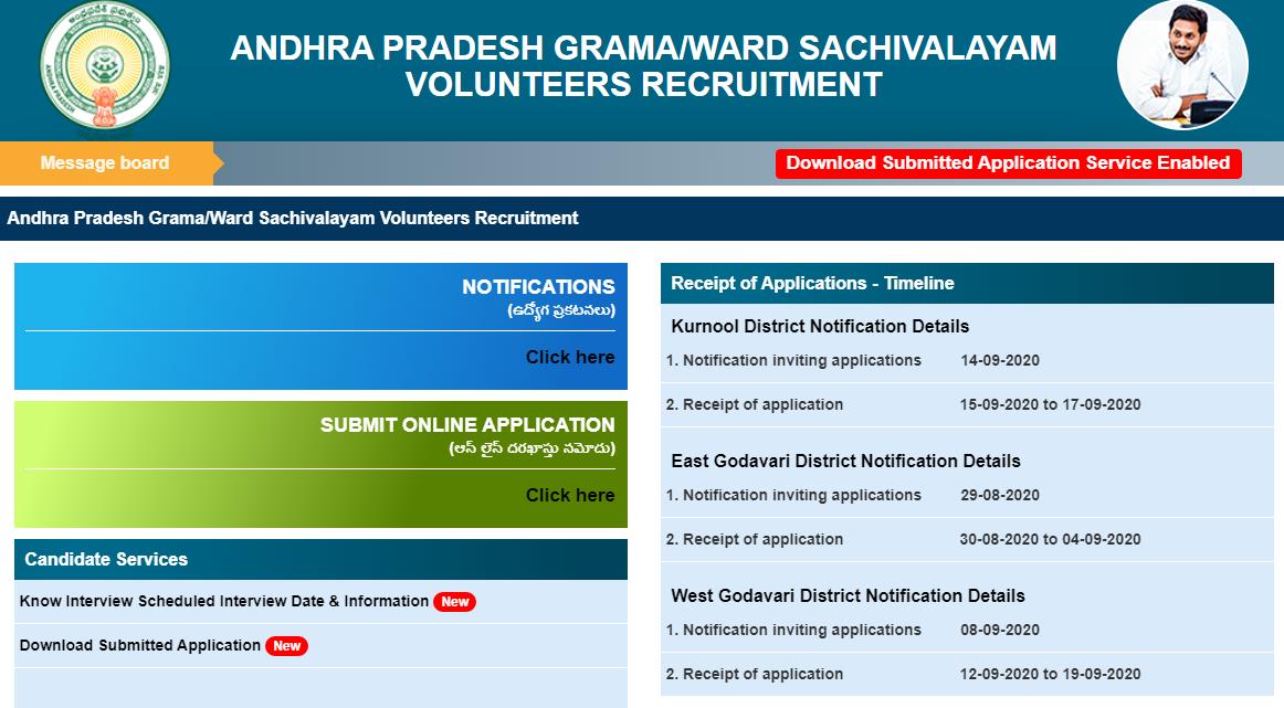 AP Grama Volunteer Phase 2 Interview