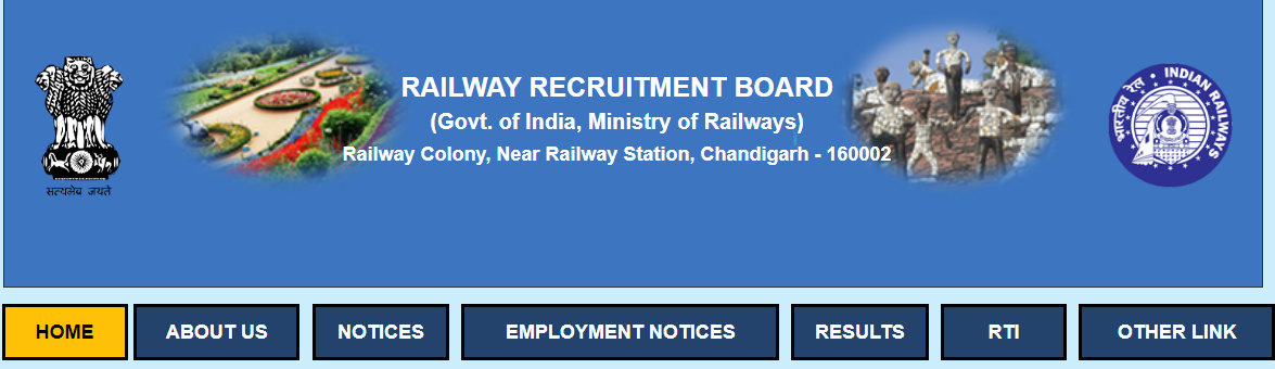 RRB Group C CBT 2 Admit Card